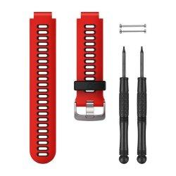 Garmin Lava Red black Watch Band Forerunner 735XT