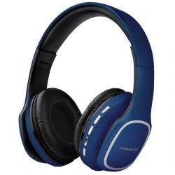 Volkano Phonic Bluetooth Wireless Headphones - Blue