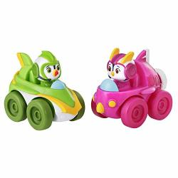 Hasbro Top Wing Brody & Penny Racers