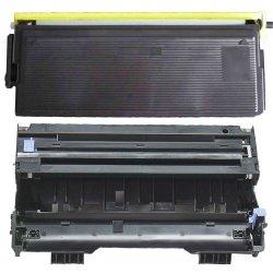 Inktoneram 1 Drum + 1 Toner Replacement Toner Cartridges & Drum For Brother TN460 TN430 DR400 Toner Cartridges & Drum Replacement For Brother DR-400