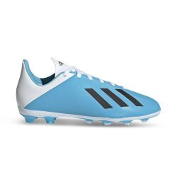 Adidas Junior X 19.4 Turquoise white black Boots