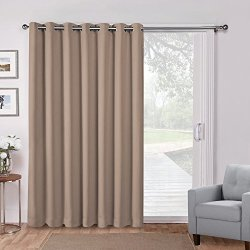 Pony Dance Blackout Blind Room Divider Curtain Extra Wide Thermal
