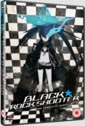 Black Rock Shooter: The Complete Series Import DVD