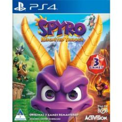 Activision PS4 Spyro Reignited Trilogy