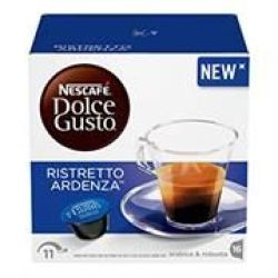 Nescafe Dolce Gusto Pods - Ristretto - 16 Capsules Retail Box Out Of Box Failure Warranty.   Product overview: A Captivating Emb