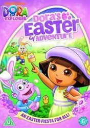 Dora The Exporer - Easter Adventure Dvd