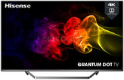 """Hisense 55"""" 4K Qled Smart TV"""
