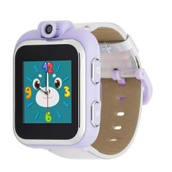 Playzoom Kids Smartwatch With Holographic Lavender Strap