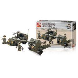 Sluban Army Land Forces - Anti-aircraft Flak