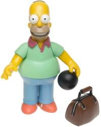 The Simpsons Wave 2 Action Figure Pin Pal Homer