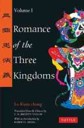 Romance Of The Three Kingdoms Paperback New Edition