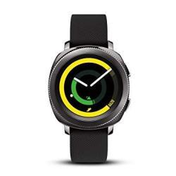 Samsung Galaxy Gear Sport SM-R600 Smart Watch in Black