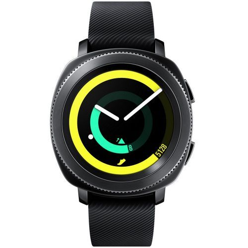 Samsung Galaxy Gear Sport SM-R600 Smart Watch in Black