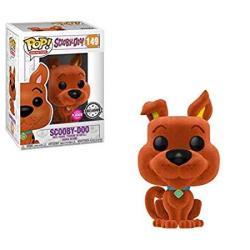 Funko Pop Orange Flocked Scooby Doo 149