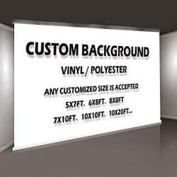 Comophoto 8X8FT Photographic Background Party Decoration Backdrops Baby Shower Cartoon Birthday Decoration Photography Studio Props