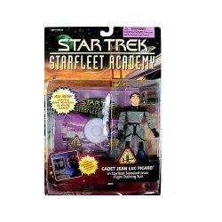 Playmates Star Trek: Starfleet Academy Cadet Picard Action Figure
