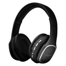 Volkano Phonic Bluetooth Wireless Headphones - Black