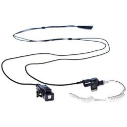 IMPACT RADIO ACCESSORIES Impact M17-P2W-AT1 Two-wire Surveillance Earpiece With Acoustic Tube Motorola XPR3300 XPR3500