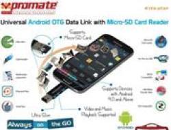 Promate Kitkater Universal Android Otg Data Link