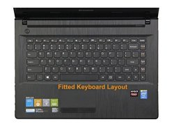 Silicone keyboard Skin For Lenovo IdeaPad Y40 Y40-70 100S-14 U41 U41-70 500S-14
