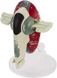 Mattel Hot Wheels Star Wars Rogue One Starship Vehicle Boba Fett's Slave 1