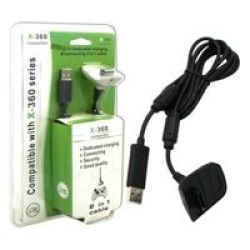 Dedicated Charger data Cable For Xbox 360 Wireless Controller