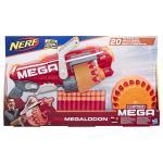 Megalodon Nerf N-strike Mega Toy Blaster With 20 Nerf Mega Whistler