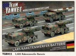 Battlefront Miniatures USA Ltd Team Yankee West German Lars Raketenwerfer Batterie