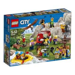 LEGO CITY People Pack - Outdoor Adventures - 60202