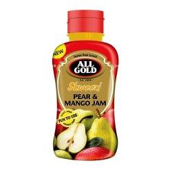 All Gold - Pear And Mango Skweezi Jam 460G
