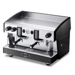 Wega Atlas Commercial Espresso Machine - 2 Group Compact Evd Automatic Black