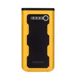 Romoss 12000MAH Jump Starter - Yellow