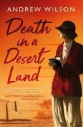Death In A Desert Land Paperback Export airside