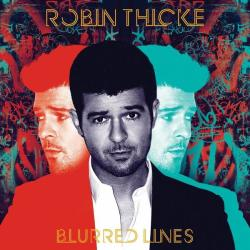 Thicke Robin - Blurred Lines Cd