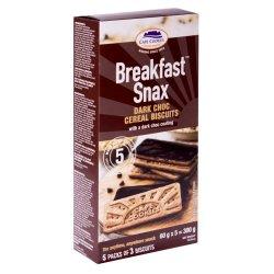 Cape Cookies Breakfast Snax Dark Chocolate Dark C 300 G