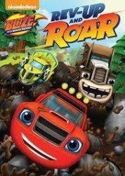 Blaze & The Monster Machines: Rev Up & Roar Dvd
