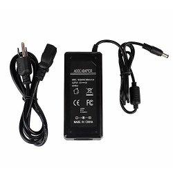 BINZET Ac To Dc 12 Volt 5 Amp Power Supply Adapter Converter Regulator  5 5MM X 2 1MM Dc Plug 12V 5A 60W Wall Plug Switch | R625 00 | Handheld