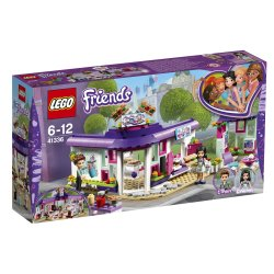 LEGO Friends Emma's Art Cafe - 41336