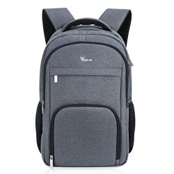 23ce3cf86375 Voova Laptop Backpack Business Computer Bag With USB Charging Port Water  Resistant Travel Backpacks With Headphone Hole For Coll | R2315.00 | Other  ...