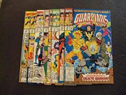 8 Iss Guardians Of The Galaxy 28-35 Sep 1992-APR 1993 Marvel Comics