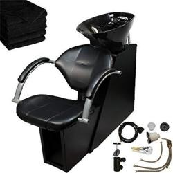 New Lcl Beauty Shampoo Backwash Station With Adjustable Professional Quality Abs Bowl And Triple-certified Vacuum Breaker
