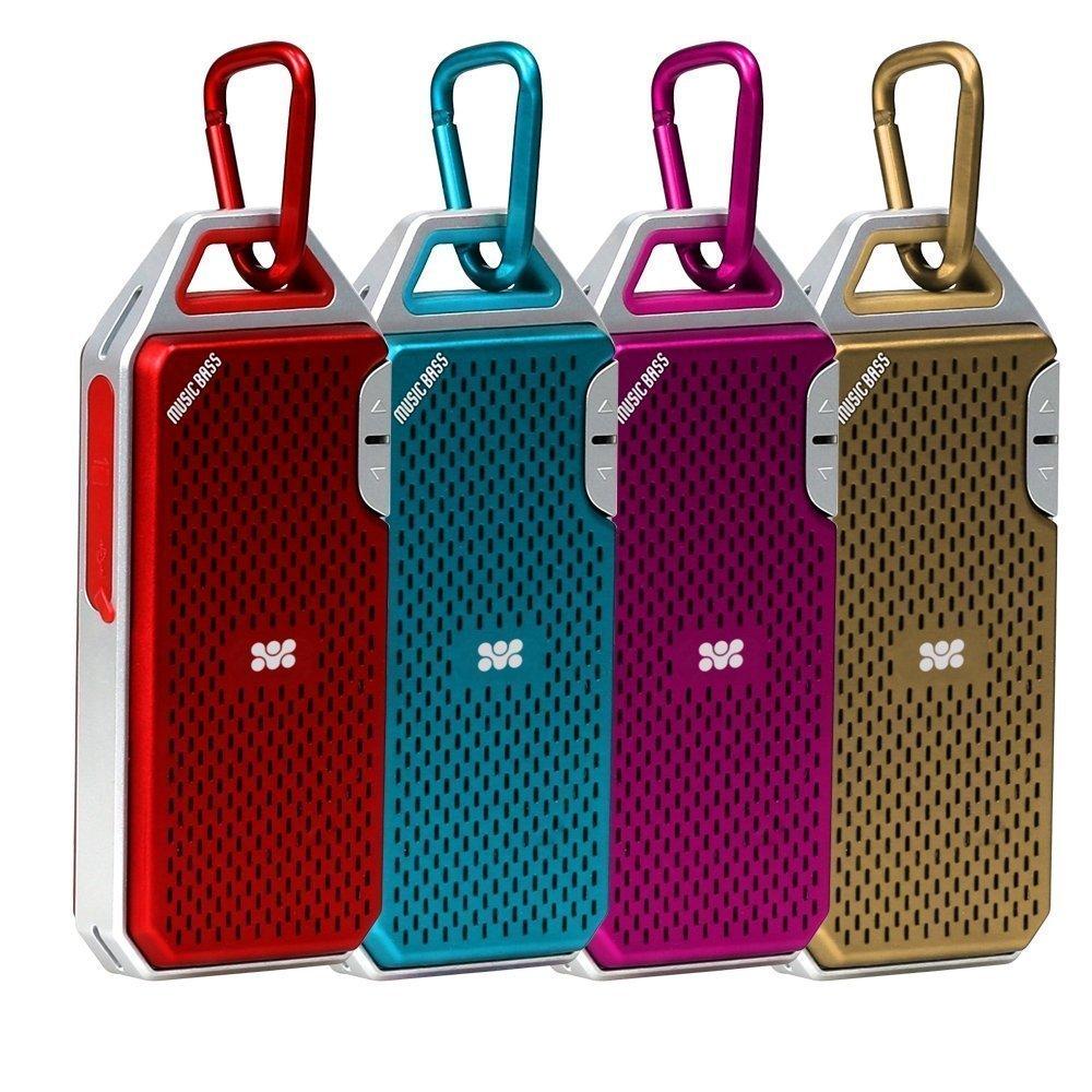 Promate Wee Robust Metallic Bluetooth Speaker