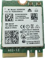 Wireless Lan Card For Lenovo Thinkpad X1 Carbon 20FB 20FC X1 Carbon 20K4 20K3 X1 Yoga 20FQ 20FR Yoga 260 Yoga 460 Laptop Compatible 00JT5