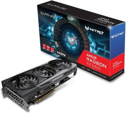 Sapphire Technology Nitro+ Amd Radeon Rx 6800 Pcie 4.0 Gaming Graphics Card With 16GB GDDR6 11305-01-20G
