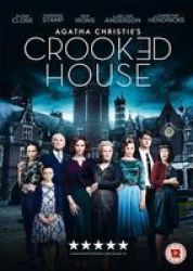 Agatha Christie& 39 S Crooked House DVD