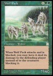Wizards Of The Coast Magic: The Gathering - Wolf Pack - Portal Three  Kingdoms   R1505 00   Dolls   PriceCheck SA