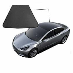 Emosons Magnetic Car Side Window Sunshade Slidable Rear Side Windshield Sun Shade 4 Pack