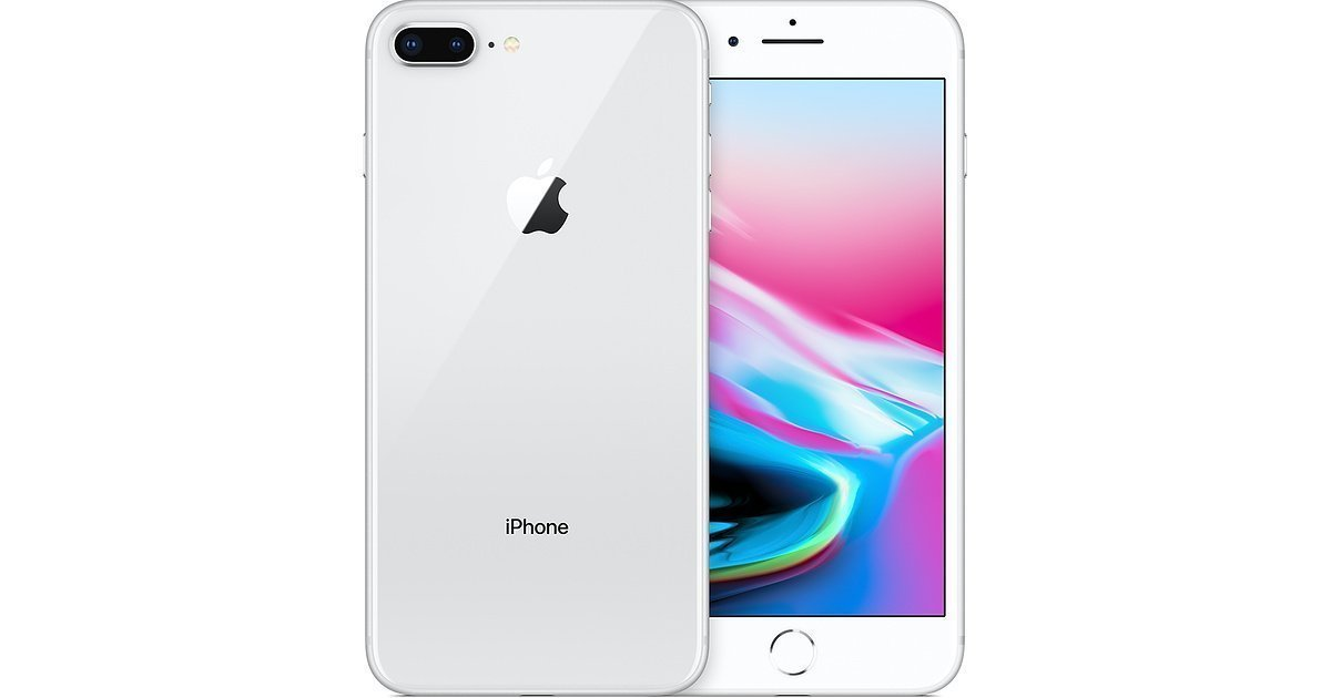 Apple iPhone 8 Plus 256GB in Silver