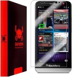 Skinomi Blackberry Z30 Screen Protector Techskin Full Coverage Screen Protector For Blackberry Z30 Clear HD Anti-bubble Film