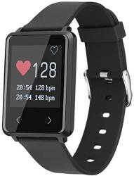 USA Kariwell Smart Sport Bracelet For Ios Android - Blood Oxygen Detection heart Rate Function recording remote Control alarm pedometer KARI-166